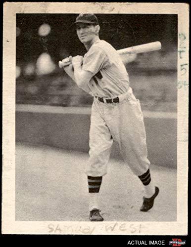 1939 Play Ball # 31 Sammy West Washington Senators (Baseball Card) Dean's Cards 1.5 - FAIR Senators