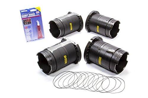 Darton Sleeves 400-160-P Honda4-Cylinder 3 415 in Bore Cylinder Sleeve