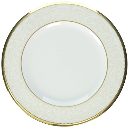Noritake Rochelle Gold Bread and Butter Plate