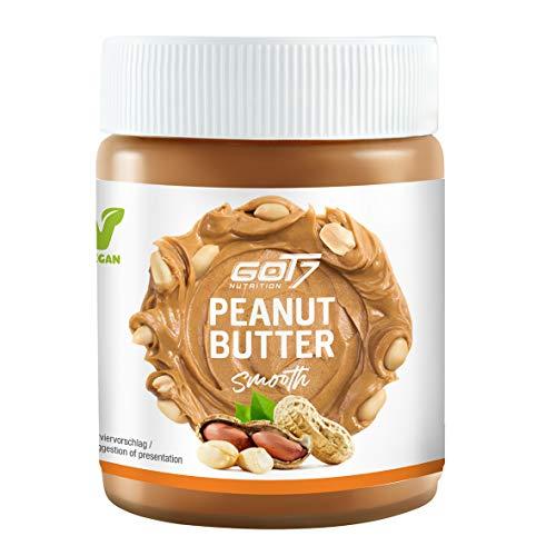 Got7 땅콩 버터 / 100 % 땅콩 버터 500g 부드러운 - 글루텐 무료 및 무료 손바닥 지방 - - 아니 설탕을 추가 채식주의 맛, 부드러운 일관성 - 아니 설탕을 추가