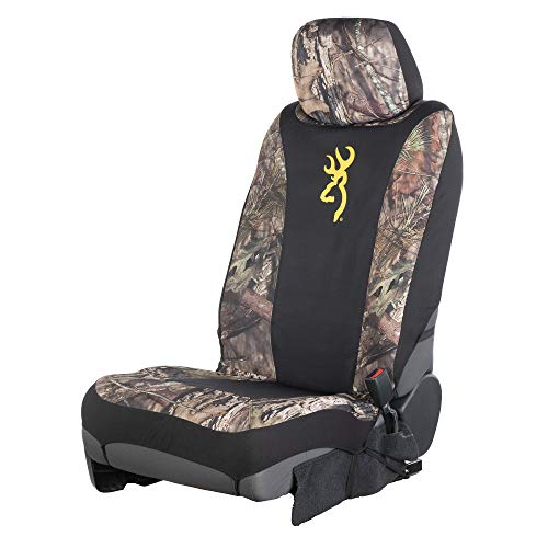 Browning Neoprene Seat Cover Low Back Mossy Oak Country Mossy Oak Break-up...