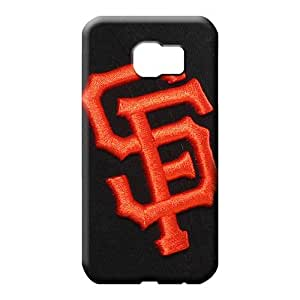 samsung galaxy s6 First-class Hot Back Covers Snap On Cases For phone phone carrying shells san francisco giants baseball