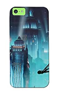 New Elizabeth Bioshock Infinite Burial At Sea Tpu Case Cover, Anti-scratch Rightcorner Phone Case For Iphone 5c