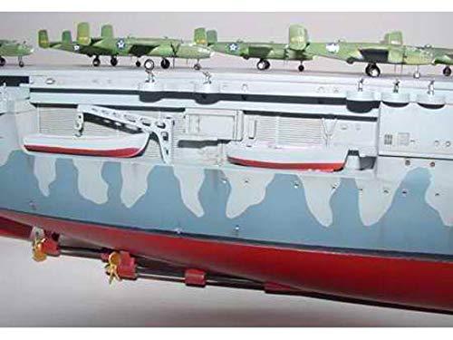 Trumpeter 1//350 USS Hornet CV8 Aircraft Carrier Model Kit