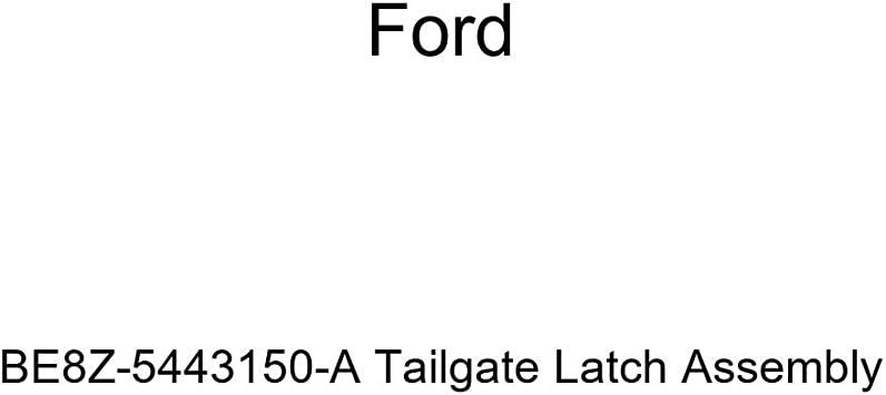 Genuine Ford BE8Z-5443150-A Tailgate Latch Assembly