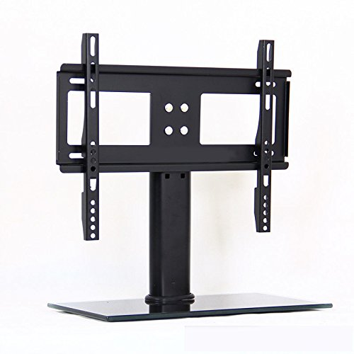 Universal Bracket TV Stand Replacement Tabletop TV Base Stand Mount F 37-55