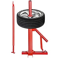DescriptionThis is our Manual Tire Changer come with a tire iron, which will help you Change tires in a great energy saving. As for its portability, you can change your tires in the shop, on the farm, or even at the track. It will be a great ...