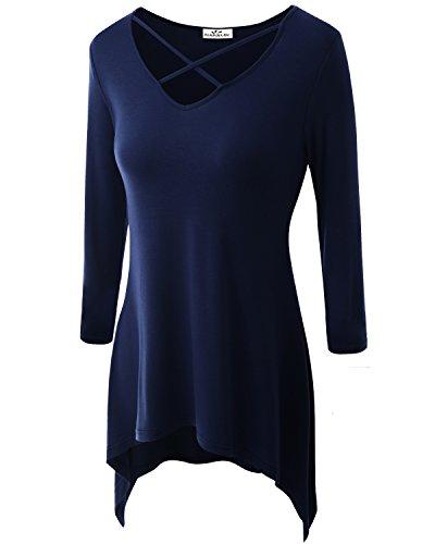 Zerdocean Womens Sleeve Crisscross Available