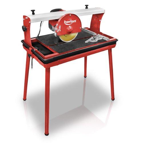 Berlan Radial Fliesenschneidemaschine 800 Watt / 200mm - BFSM800