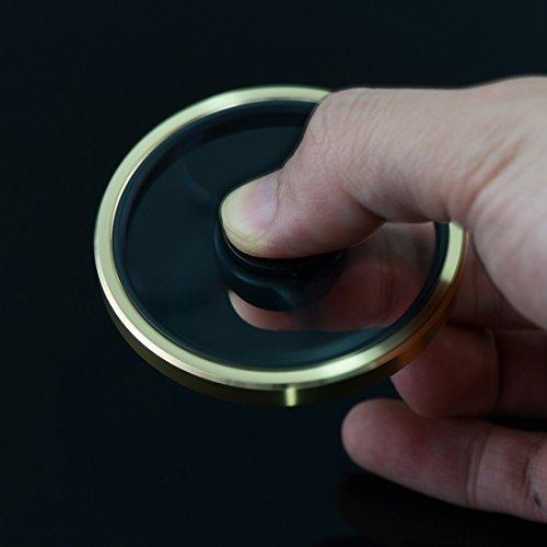 Xosoy Fidget Spinner New Stainless Steel Bearing 3-5 Mins