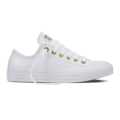Converse Vrouwen Ctas Ox Sneakers Wit