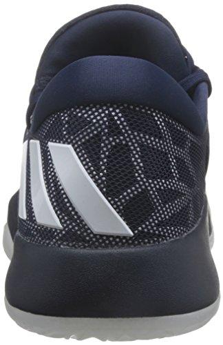 adidas Harden B/E, Scarpe da Basket Unisex - Adulto Blu (Maruni / Tinley / Ftwbla)