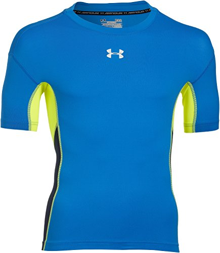 Under Armour HeatGear Armourstretch Compression Short Sleeve T-Shirt