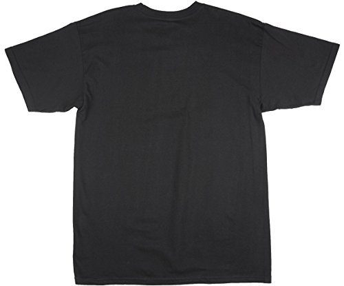 Hoonigan T-Shirt Gymkana 9 - H Box Pantone Schwarz