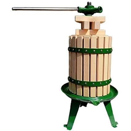 6 Litre Apple Fruit Cider Press Straining Bag