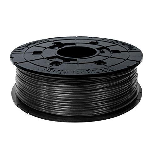 XYZprinting RFPLBXEU00H X Recharge Filament, PLA, Noir