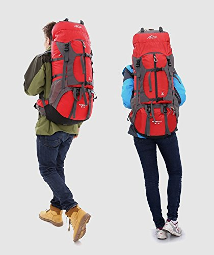 Diamond Candy Outdoor Hiking Climbing Backpack Daypacks Waterproof ...