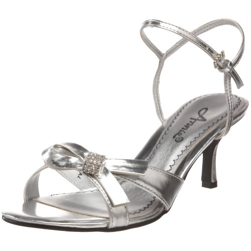 Annie Chaussures Femmes Sandales Eliana Or