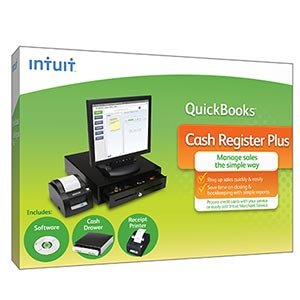 QuickBooks Cash Register Plus 2011