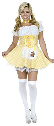 [Sexy Costume of Goldilocks Size: Women's Small 5-7] (Goldilocks And Bear Costumes)