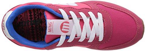 MTNG 69505 - Zapatillas De Deporte para mujer NEW RASPA ROJO