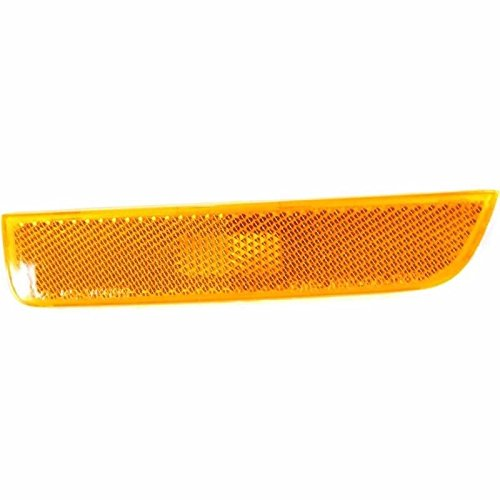 For 2001-2005 VOLKSWAGAN PASSAT Driver Side OEM Replacement Corner Light FRONT SIDE MARKER LAMP VW2550106 (AMBER) (Amber Passat Corner)
