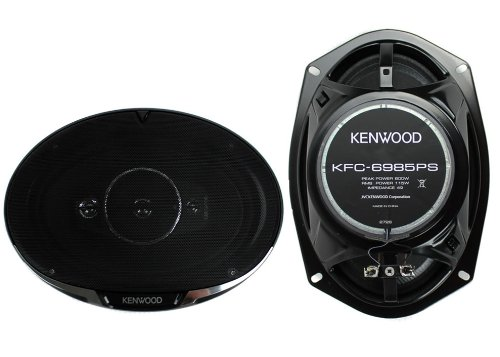 2) New Kenwood KFC-6985PS 6x9