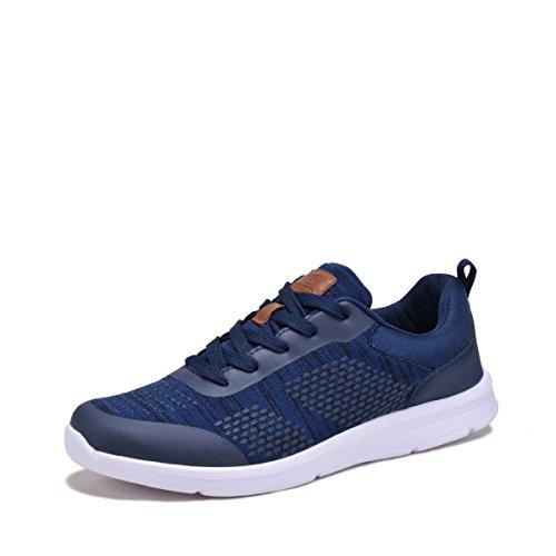 Greens Dreamseek (6172lm) Sneakers Mode Respirant Sport Chaussures De Course Bleu Marine