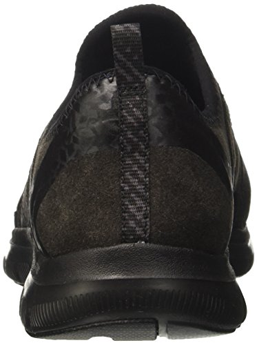 Eyed Donna Skechers Appeal bright black Nero Flex 0 2 Allenatori 6UP7XRq