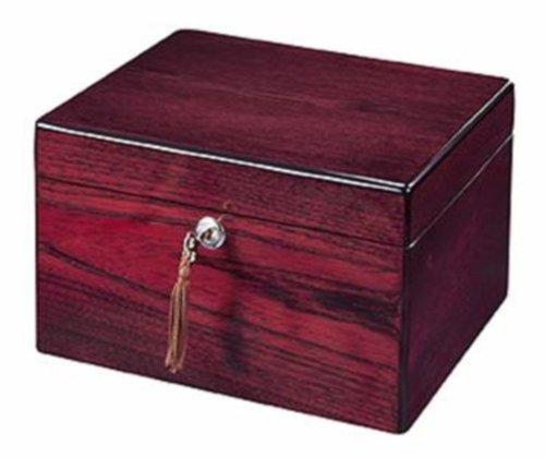 (Howard Miller Rosewood Natural Classic Wood Urn)