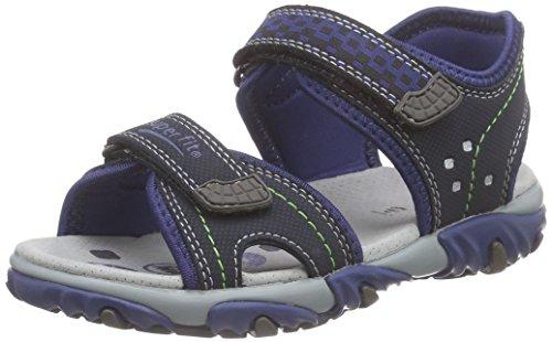 SuperfitMIKE 2 - sandalias abiertas Niños Azul - Blau (OCEAN KOMBI 81)