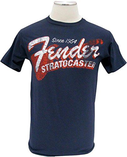 Fender Since 1954 Strat T-Shirt XXX Large Black