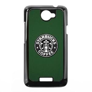 HTC One X Phone Case Black Starbucks 4 HJF671165