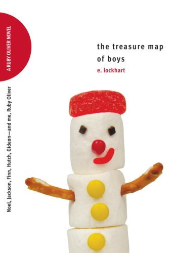 Download The Treasure Map of Boys: Noel, Jackson, Finn, Hutch, Gideon--and Me, Ruby Oliver (Ruby Oliver Quartet) pdf