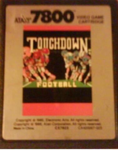 Atari Football