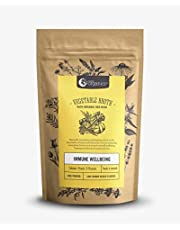 Premium Vegetable Stock Powder - 100% Certified Organic Vegan Broth Alternative Designed For Vegan Lifestyles - Supports Immune System, Packed With Nutrition, Easy To Make - Vegetable Broth