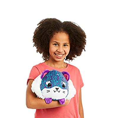 PIKMI POPS JUMBO PLUSH ANIMAL - TIGER: Toys & Games