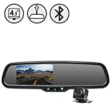 Rear View Safety RVS-776718-BT OEM G-Series Black Rear View Camera System with Bluetooth
