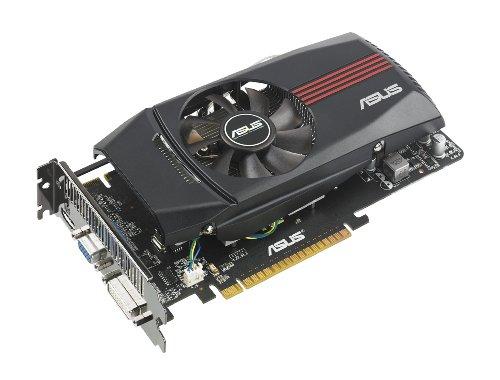 ASUS GeForce GTX 550 Ti (Fermi) 1GB 192-bit GDDR5 PCI Express 2.0 x16 HDCP Ready SLI Support Video Card, ENGTX550 TI DC TOP/DI/1GD5 (Directcu Top)