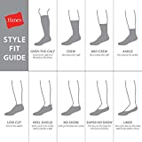 Hanes Men's FreshIQ Ankle Socks - Sock