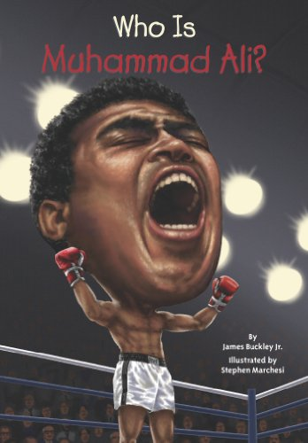 Who Was Muhammad Ali? - Book  of the Who Was/Is...?