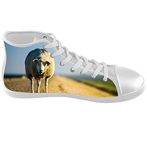Dalliy Schaf Muster Kids Canvas shoes Schuhe Footwear Sneakers shoes Schuhe B