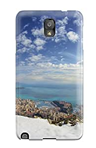 Hot Snap-on Principality Of Monaco Hard Cover Case/ Protective Case For Galaxy Note 3