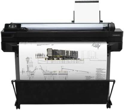 HP Designjet T520 - Impresora de Gran Formato (9.1 m/p, 11.4 m/p, -25-55 °C, 1292 x 530 x 932 mm, 100-240V, 50/60Hz, -0.1%): Amazon.es: Informática