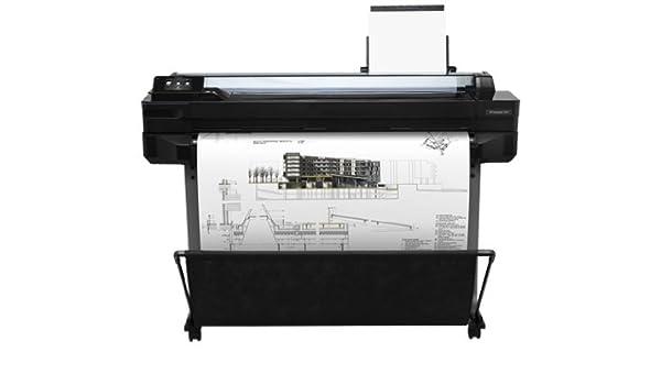 HP Designjet T520 - Impresora de Gran Formato (9.1 m/p, 11.4 ...