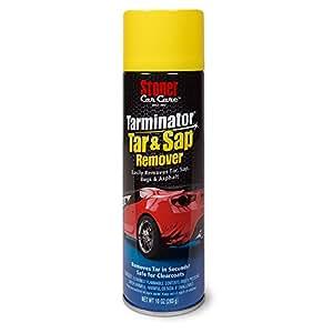 Stoner Car Care 91154 Tarminator Bug, Tar, Sap, and Grease Remover - 10-Ounce