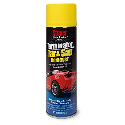 Stoner Car Care 91154 Tarminator Tar Sap & Asphalt Remover, 10 ounces, 1 Pack