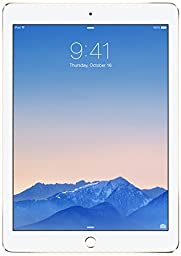 Apple iPad Air 2 MH182CL/A (64GB, Wi-Fi, Gold) NEWEST VERSION