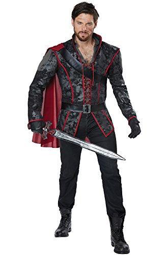 Huntsman Adult Costumes (California Costumes Storybook Huntsman Adult Costume-Large)