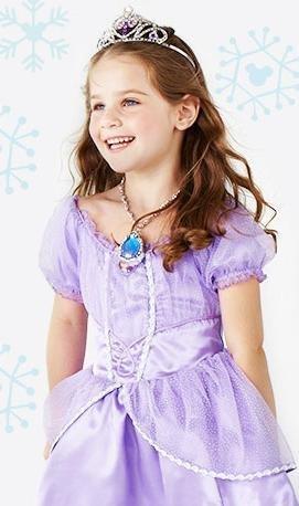 Disney Princess Disney Princess Sofia the First Tiara small children Kids Princess Tiara Sofia